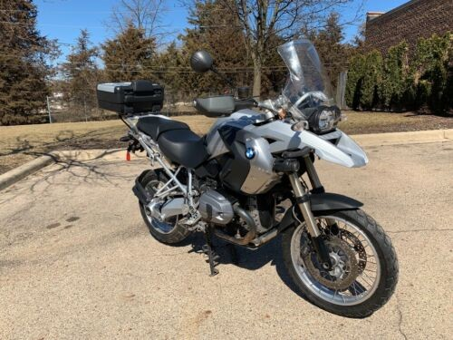 2012 BMW R-Series Silver for sale