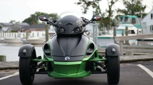 2012 Can-Am RSS Green for sale craigslist