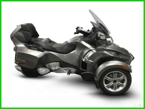 2012 Can-Am SPYDER RT-S SM5 CALL (877) 8-RUMBLE Gray for sale