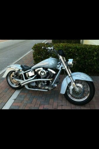 2012 Custom Built Motorcycles Pro Street Silver for sale craigslist