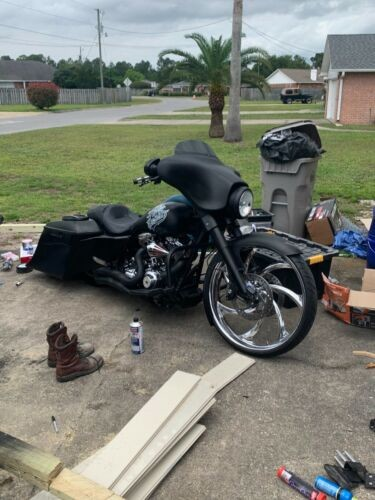 2012 Custom Built Motorcycles Street glide custom Black craigslist