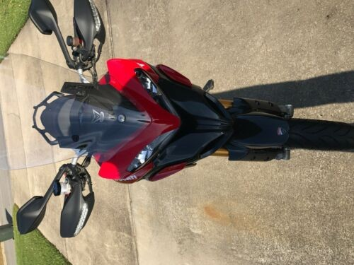 2012 Ducati Multistrada Red craigslist