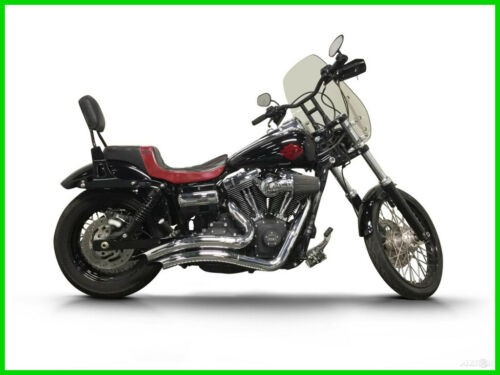 2012 Harley-Davidson Dyna CALL (877) 8-RUMBLE Black for sale craigslist