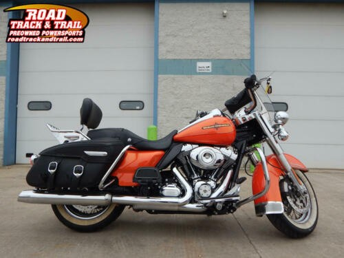 2012 Harley-Davidson FLHRC - Road King® Classic -- Orange for sale craigslist
