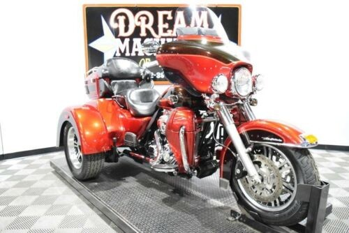 2012 Harley-Davidson FLHTCUTG - Tri Glide Ultra Classic Trike -- Red for sale