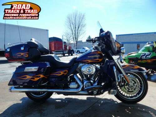 2012 Harley-Davidson FLHTK - Electra Glide® Ultra Limited -- Purple for sale