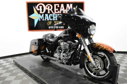 2012 Harley-Davidson FLHX - Street Glide -- Black for sale