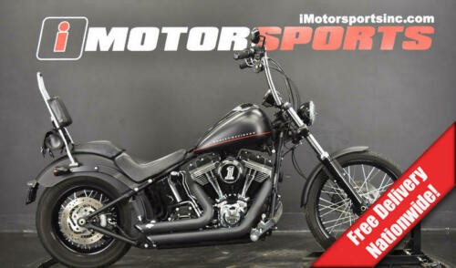 2012 Harley-Davidson FXS - Softail Blackline -- Black for sale