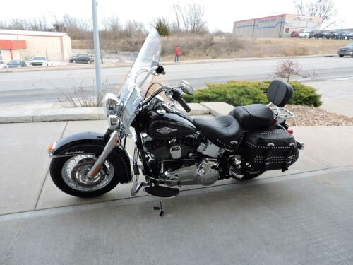 2012 Harley-Davidson HERITAGE Softail -- Black for sale craigslist