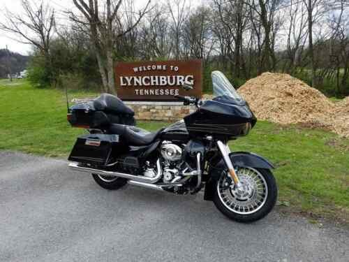 2012 Harley-Davidson ROAD GLIDE ULTRA Black for sale