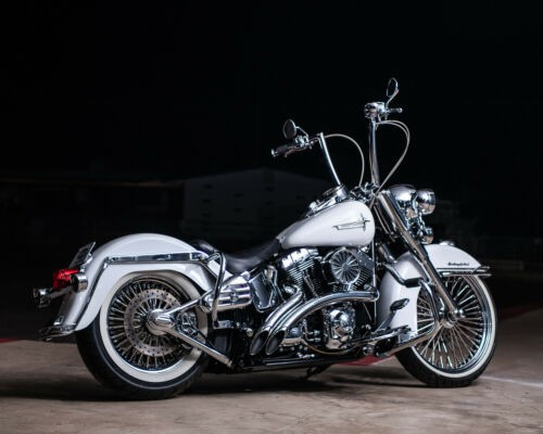 2012 Harley-Davidson Softail White for sale craigslist