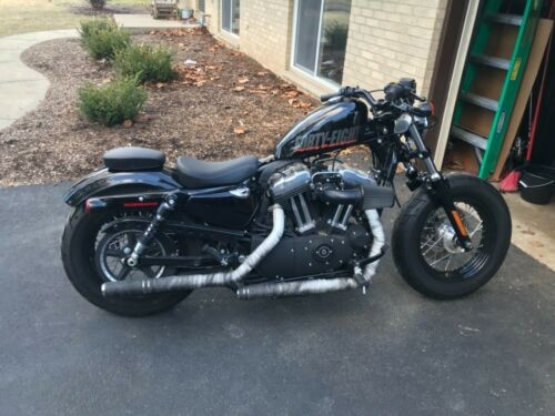 2012 Harley-Davidson Sportster Black for sale craigslist