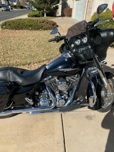 2012 Harley-Davidson Touring BLACK for sale craigslist