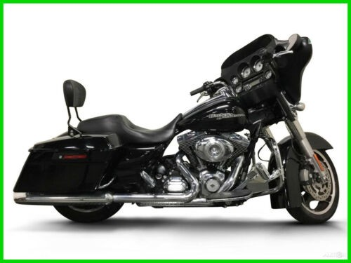 2012 Harley-Davidson Touring CALL (877) 8-RUMBLE Black for sale
