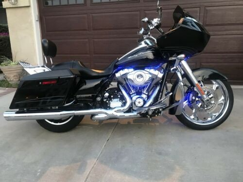 2012 Harley-Davidson Touring Black for sale