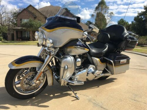 2012 Harley-Davidson Touring Blue for sale craigslist