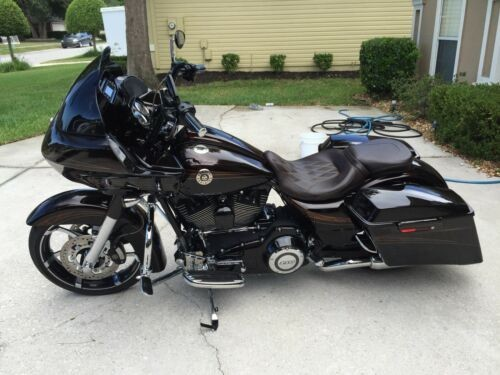 2012 Harley-Davidson Touring Brown Maple for sale craigslist