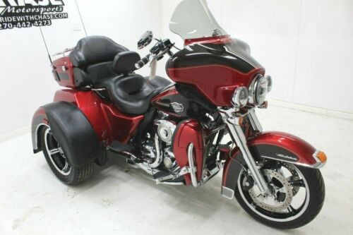2012 Harley-Davidson Touring DARK RED / BLACK for sale craigslist