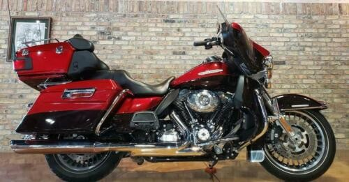 2012 Harley-Davidson Touring FLHTK - Electra Glide Ultra Limited Red for sale craigslist