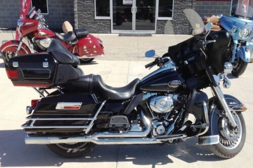 2012 Harley-Davidson Ultra Classic® Electra Glide® -- Black for sale