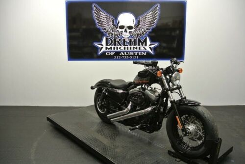 2012 Harley-Davidson XL1200X - Sportster Forty-Eight -- Black for sale