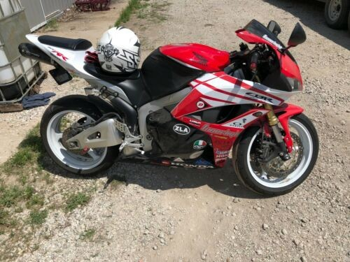2012 Honda CBR Red for sale craigslist
