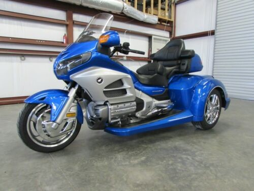 2012 Honda Gold Wing BLUE for sale