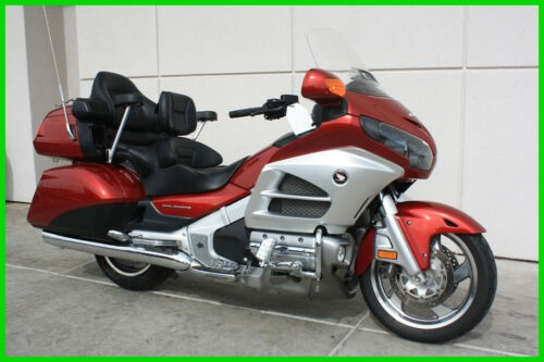 2012 Honda Gold Wing RED / SILVER for sale