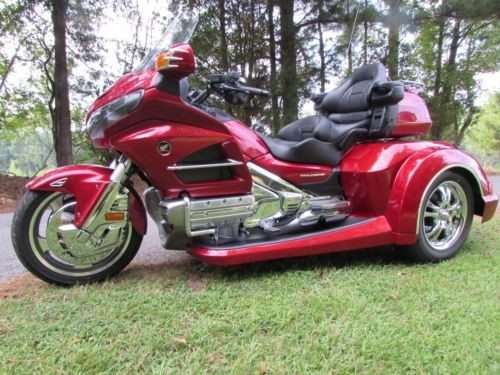 2012 Honda Gold Wing RED for sale