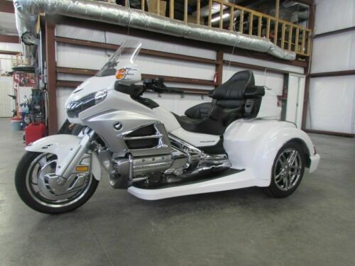 2012 Honda Gold Wing WHITE for sale