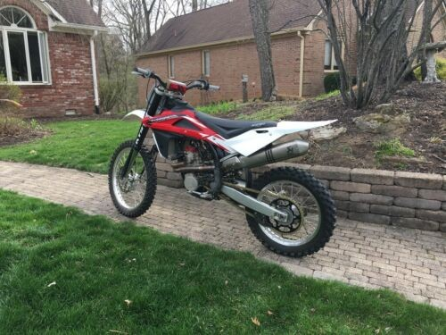 2012 Husqvarna TC250 Red for sale craigslist