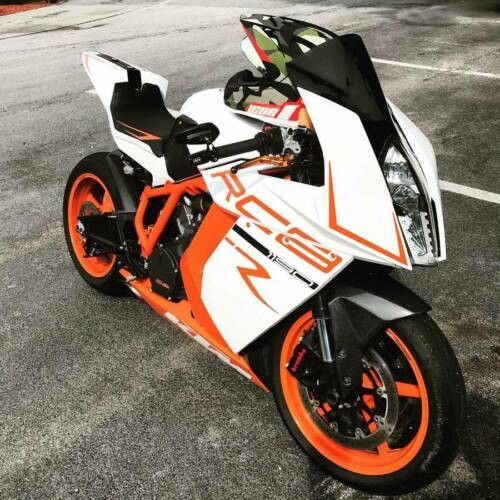 2012 KTM RC8 White for sale