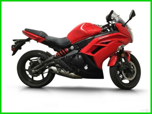 2012 Kawasaki EX650ECF NINJA 650R CALL (877) 8-RUMBLE Red for sale craigslist