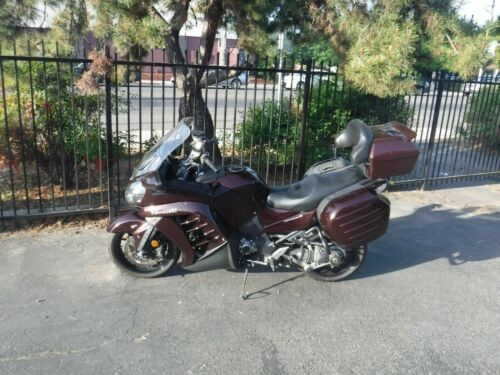 2012 Kawasaki Kawasaki Burgundy for sale