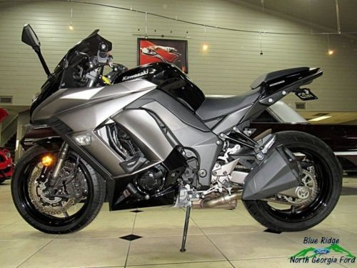 2012 Kawasaki Ninja 1000 Black for sale