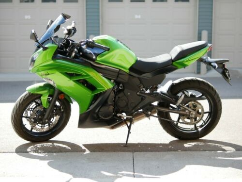 2012 Kawasaki Ninja Green for sale craigslist