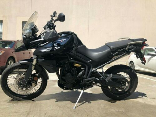 2012 Triumph Tiger Black for sale