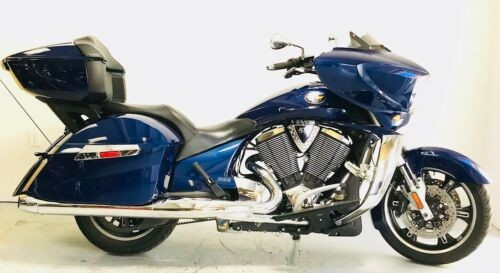 2012 Victory Cross Country Tour Premium Blue for sale craigslist