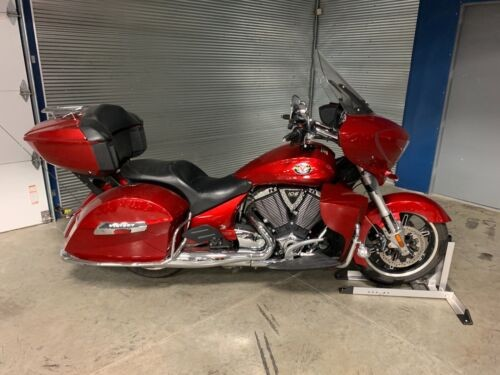2012 Victory Cross Country Tour™ -- Red for sale craigslist