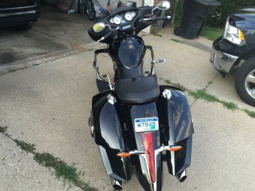 2012 Victory Cross Country Black for sale
