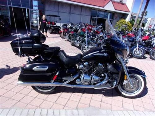 2012 Yamaha Royal Star -- Black for sale