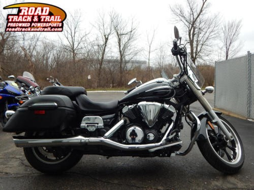 2012 Yamaha V Star 950 Tourer -- Black craigslist
