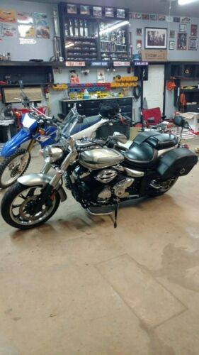 2012 Yamaha V Star 950 Silver for sale