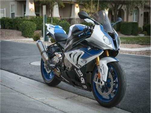 2013 BMW Other HP4 edition Blue for sale