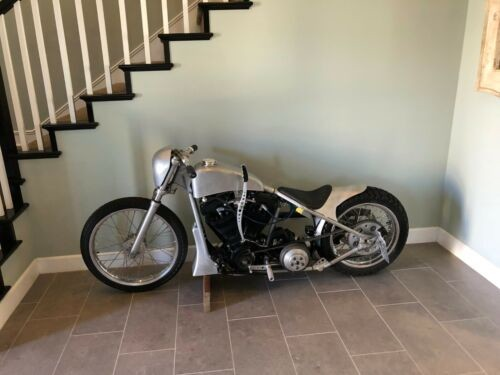 2013 Custom Built Motorcycles Bobber raw aluminum craigslist