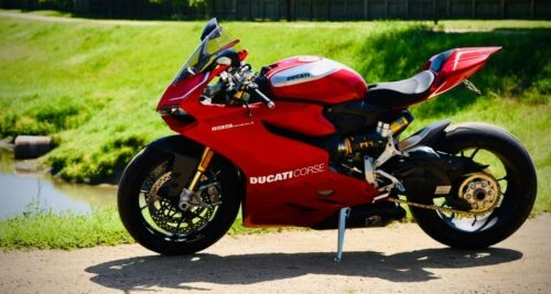 2013 Ducati Superbike Red for sale craigslist