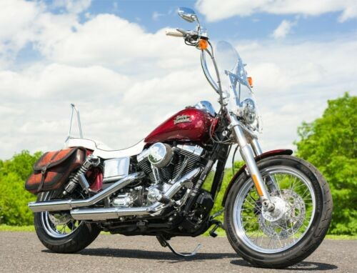 2013 Harley-Davidson Dyna Hard Candy Big Red Flake for sale