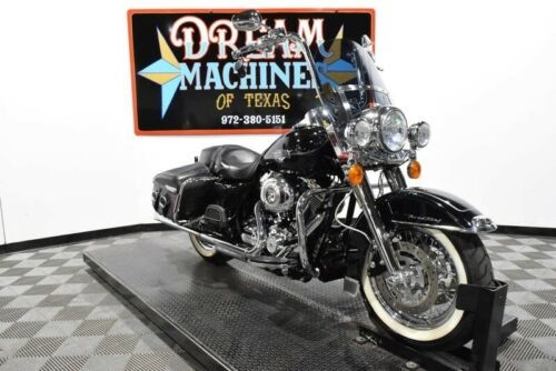 2013 Harley-Davidson FLHRC - Road King Classic -- Black for sale