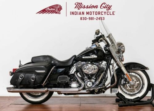 2013 Harley-Davidson FLHRC - Road King® Classic -- Black for sale craigslist