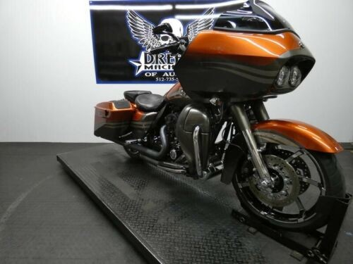 2013 Harley-Davidson FLTRXSE2 - Screamin Eagle CVO Road Glide Custom -- Orange for sale craigslist